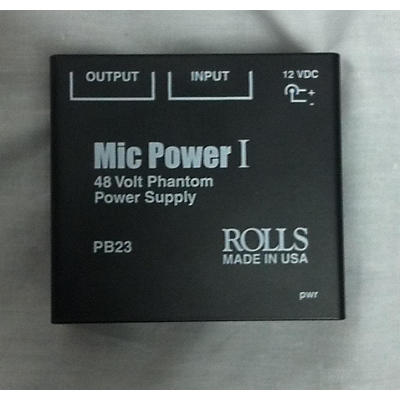 Rolls PB-23 Power Supply