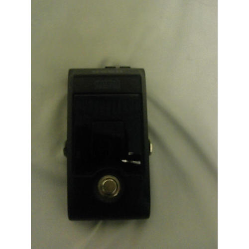PB01 Pitchblack Chromatic Tuner Pedal