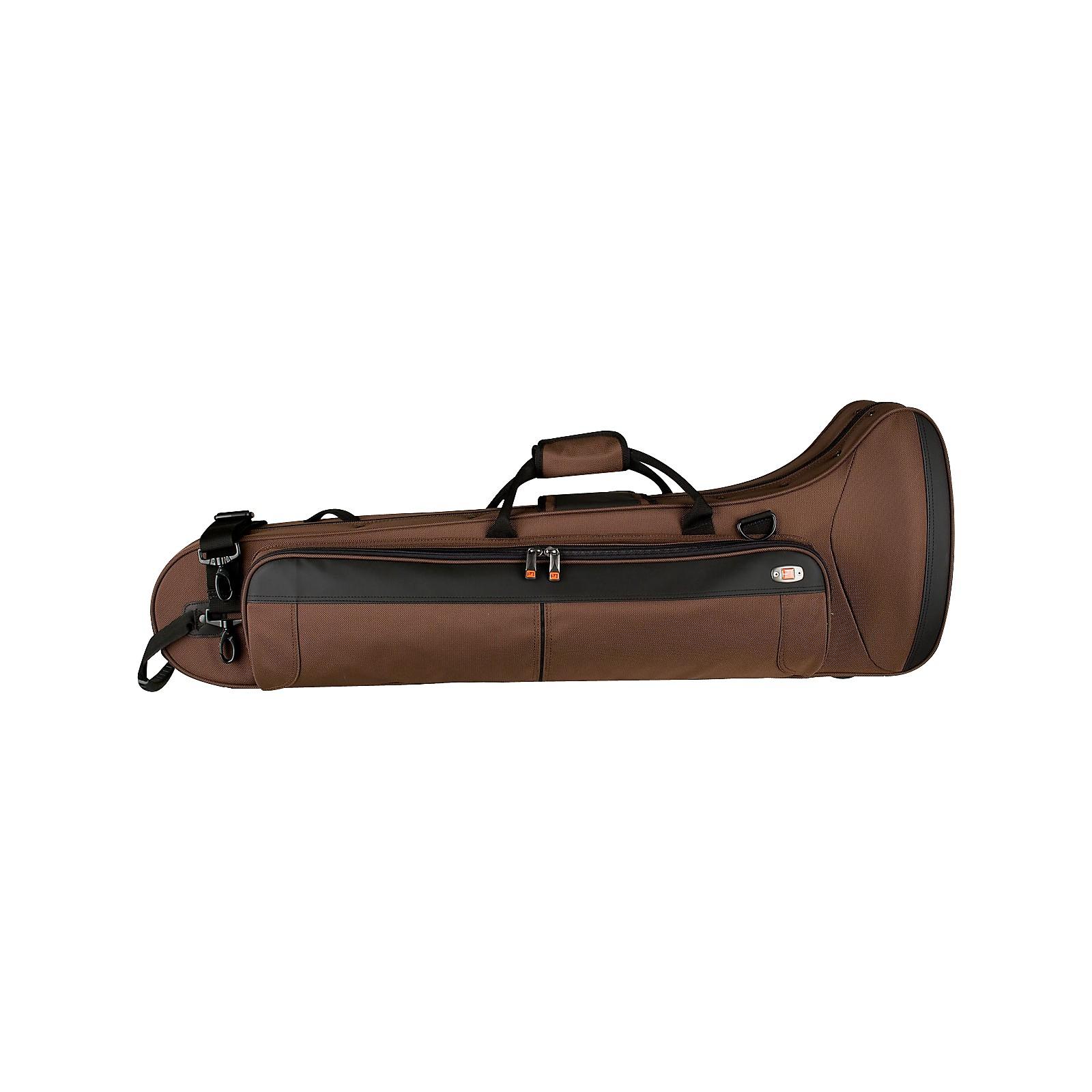 Protec PB306CTCH Contoured Straight/F Attachment Tenor Trombone PRO PAC Case