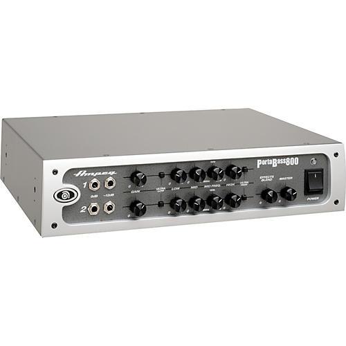 Ampeg PB800 Portabass 800W Bass Head