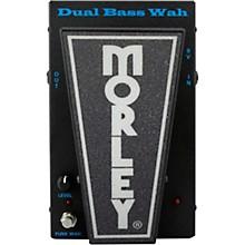 Morley PBA-2 Dual Bass Wah Pedal