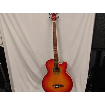 Dean PBQM TCS Acoustic Bass Guitar
