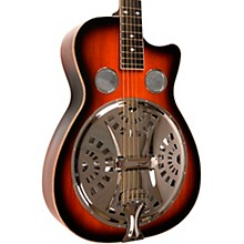 Gold Tone PBR-CA Paul Beard Signature-Series Roundneck Resonator Guitar with Cutaway