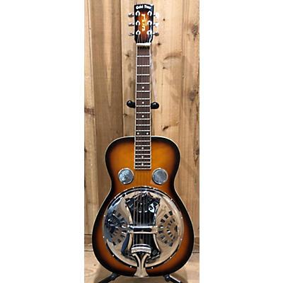 Gold Tone PBR PAUL BEARD SIGNATURE Resonator Guitar
