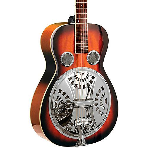Gold Tone PBR Paul Beard Signature-Series Roundneck Resonator Guitar Tobacco Sunburst
