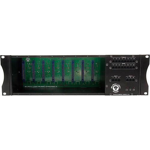Black Lion Audio PBR8 8 Slot 500-Series Rack/Patchbay