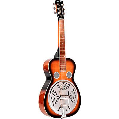Gold Tone PBS Paul Beard Squareneck Guitar with Case
