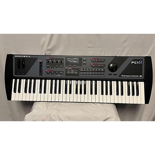 Kurzweil PC161 Keyboard Workstation