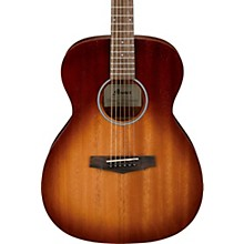 Open Box Ibanez PC18MHMHS Mahogany Grand Concert Acoustic Guitar