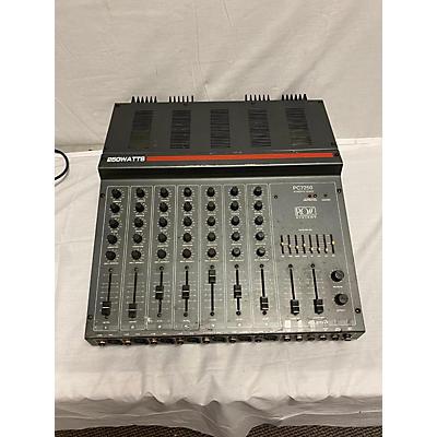 Ross PC7250 Powered Mixer
