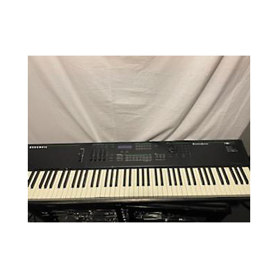Kurzweil PC88mx 88-Key 64-Voice Performance Controller And Synthesizer Keyboard Workstation
