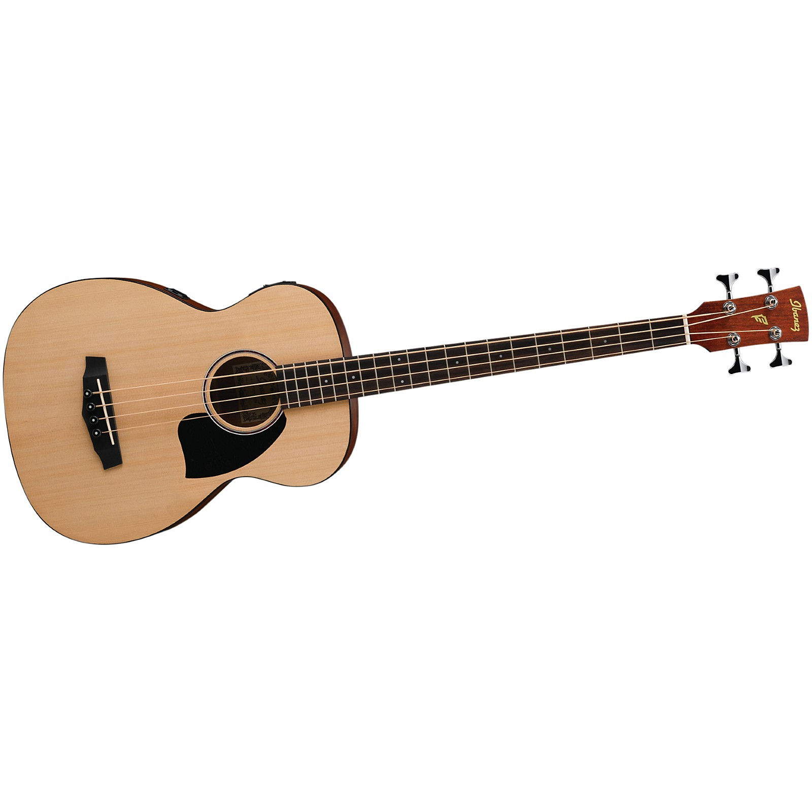 Ibanez PCBE12 Grand Concert Acoustic-Electric Bass Guitar