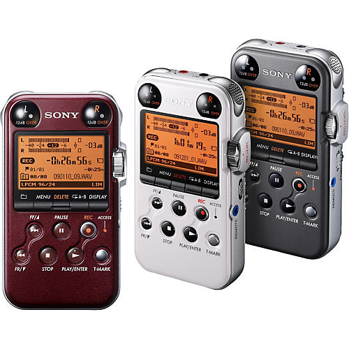 Sony PCM-M10 Portable Digital Recorder