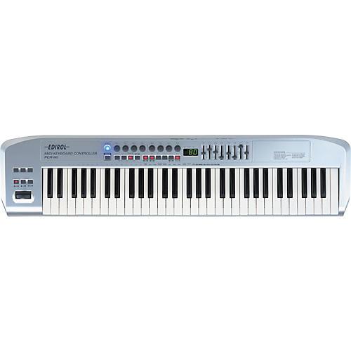 Edirol PCR-80 61-Note MIDI Controller