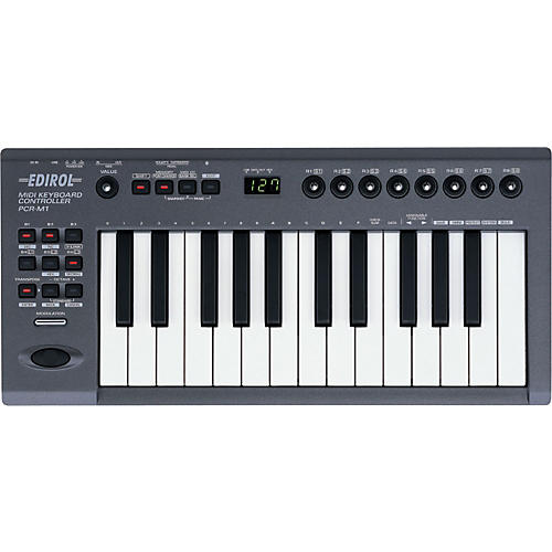 Edirol PCR-M1 25 Note USB MIDI Keyboard Controller