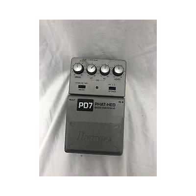 Ibanez PD7 Effect Pedal