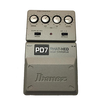 Ibanez PD7 Phat-Hed Effect Pedal