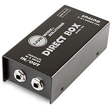 Open BoxLivewire PDI Double Shielded Heavy Duty Passive Direct Box