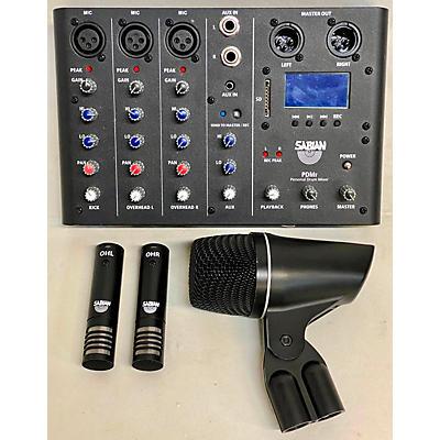 Sabian PDMr Unpowered Mixer