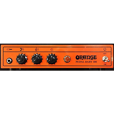 Orange Amplifiers PEDAL BABY Guitar Combo Amp