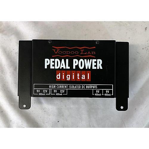 PEDAL POWER DIGITAL Power Supply