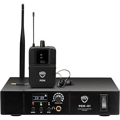 Nady PEM-01 Wireless In-Ear Monitor System