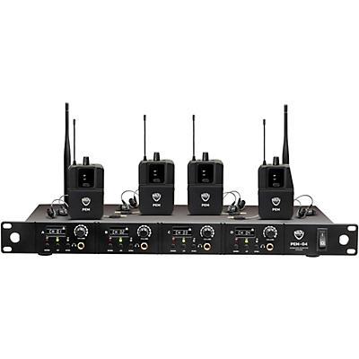 Nady PEM-04 Wireless In-Ear Monitor System