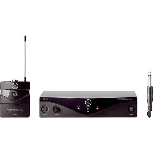 AKG Perception Wireless Instrumental Set Condition 1 - Mint Band A