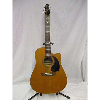 Seagull PERFORMER CW CEDAR GTQII Acoustic Electric Guitar