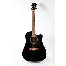 Open Box Ibanez PF15ECE Dreadnought Acoustic-Electric Guitar