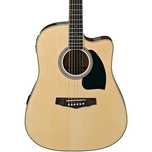 Ibanez PF15ECENT Performance Dreadnought Acoustic-Electric Guitar