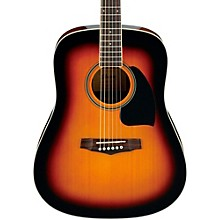 Ibanez PF15VS Performance Dreadnought Acoustic Guitar
