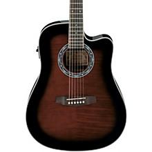 Open BoxIbanez PF28ECE Performance Dreadnought Acoustic-Electric Guitar