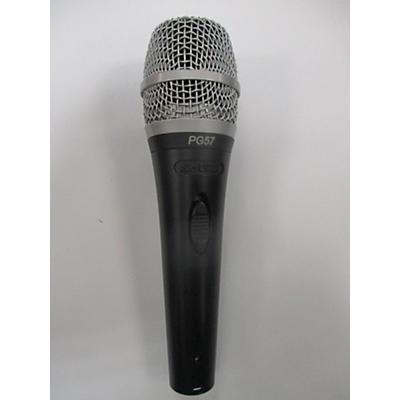 Shure PG57XLR Dynamic Microphone