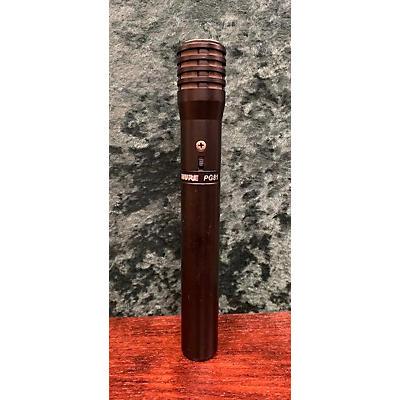 Shure PG81XLR Condenser Microphone
