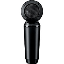 Open BoxShure PGA181-XLR Condenser Microphone with XLR Cable