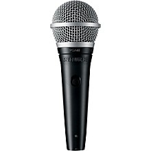 Open BoxShure PGA48 Cardioid Dynamic Vocal Microphone