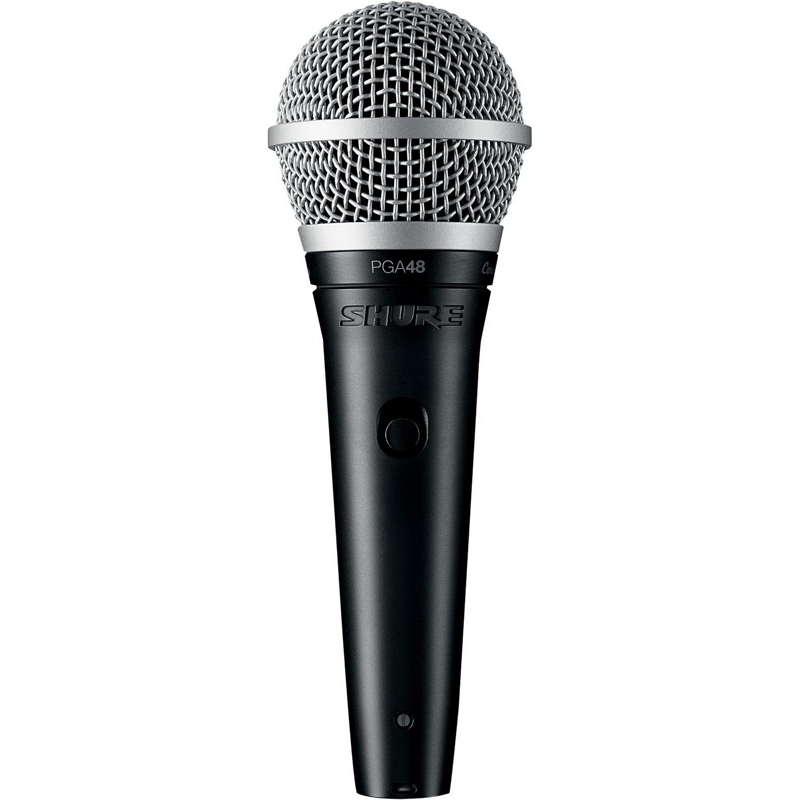 Shure PGA48-QTR Vocal Microphone with XLR to 1/4