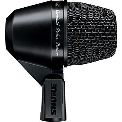 Shure PGA52-XLR Dynamic Kick Drum Microphone with XLR Cable