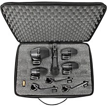 Open Box Shure PGADRUMKIT5 5-Piece Drum Microphone Kit