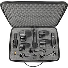 Open Box Shure PGADRUMKIT7 7-Piece Drum Microphone Kit
