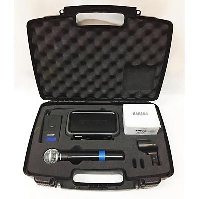 Shure PGX 4 Handheld Wireless System