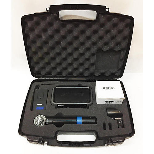 PGX 4 Handheld Wireless System