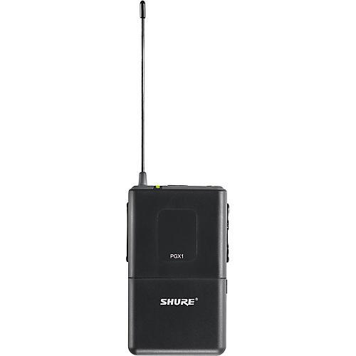 Shure PGX1 Wireless Bodypack Transmitter
