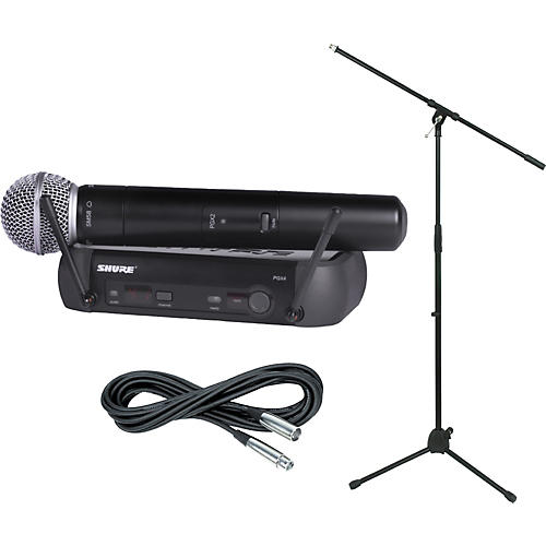 Shure PGX24/SM58 Handheld Wireless Package Ch L5