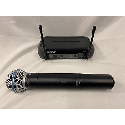 Shure PGX4 Handheld Wireless System