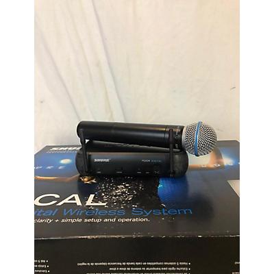 Shure PGXD2/BETA58X8 Dynamic Microphone
