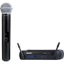 Open BoxShure PGXD24/Beta58A Digital Wireless System with Beta 58A Mic