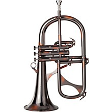 Phaeton PHTF-2800 Custom Series Black-Copper Antique Finish Bb Flugelhorn