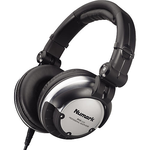 Numark PHX USB and Analog DJ Headphones